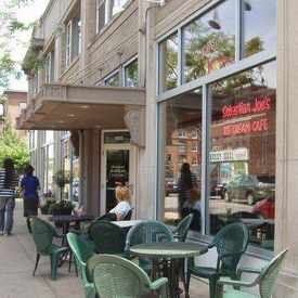 Photo of Sebastian Joe's Ice Cream Cafe in Lowry Hill
