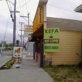 Photo of Kefa Coffee in South Kennedy Tract