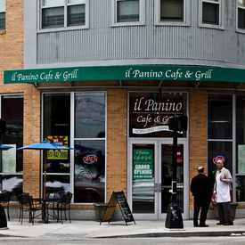 Photo of Il Panino Cafe & Grill in Jamaica Plain