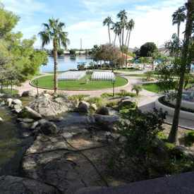 Photo of Val Vista Lakes Clubhouse in Val Vista Lakes