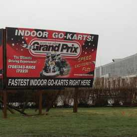 Photo of Melrose Park Indoor Grand Prix