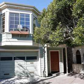Photo of 231 Mullen Avenue in Bernal Heights