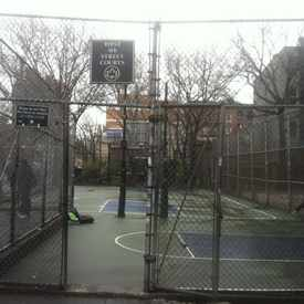 Photo of West Fourth Street Courts in Greenwich Village