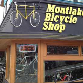 Photo of Montlake Bicycle Shop in Montlake