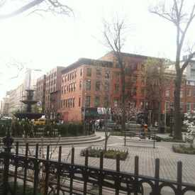 Photo of Jackson Square in West Village