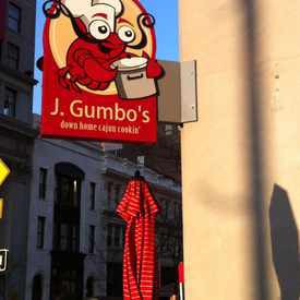 Photo of J Gumbo's in Downtown