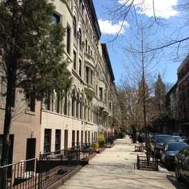 Photo of 75th St in Upper West Side