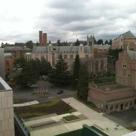 Photo of University of Washington in University District