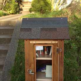 Photo of 8th Ave. NW Mini Library in Phinney Ridge