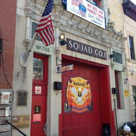 Photo of Squad Co. 1 in Park Slope