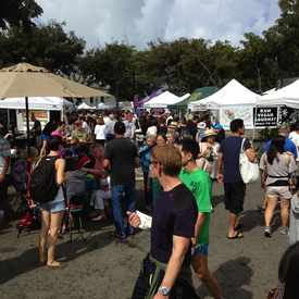 Photo of KCC Farmers Market in Kaimuki
