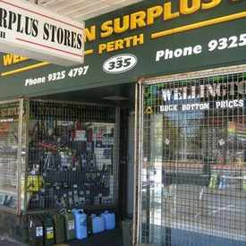 Photo of Wellington Surplus Stores