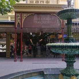 Photo of Adelaide Arcade
