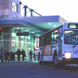 Photo of Uptown Transit Center in East Isles