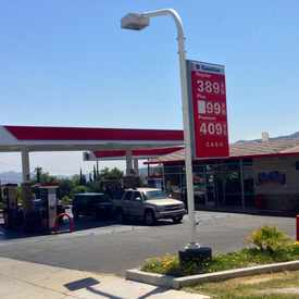 Photo of 76 Conoco Phillips Gas Station in Crescenta Highlands