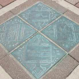 Photo of Bronzeville Walk of Fame in Bronzeville