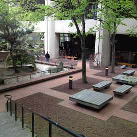Photo of Pocket Park at 7th and Pine in Downtown