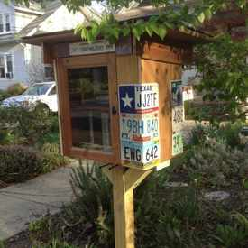 Photo of Takoma Little Free Library #5646 in Manor Park