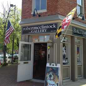 Photo of Robert McClintock Studio & Gallery in Fells Point