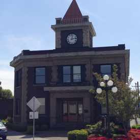 Photo of Old Georgetown City Hall in Georgetown