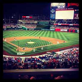 Photo of Washington Nationals Park in Navy Yard