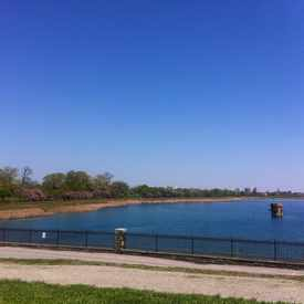 Photo of Druid Hill Reservoir in Druid Hill Park