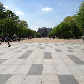 Photo of 1600 Pennsylvania Avenue Promenade in Downtown