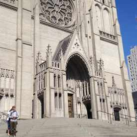 Photo of Grace Cathedral  in Nob Hill