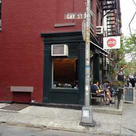Photo of Gay Street in Greenwich Village