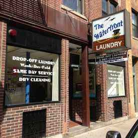 Photo of The Waterfront Laundry in North End