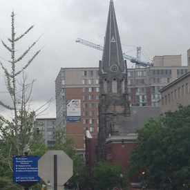 Photo of St. Mary Catholic School And Church in Judiciary Square