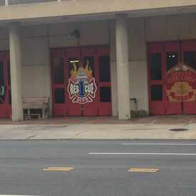 Photo of Engine Co. 2  in Judiciary Square