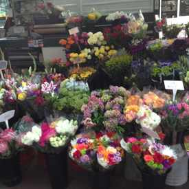 Photo of Market Street Flowers  in Downtown