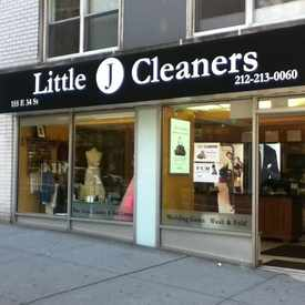 Photo of Little J Cleaners in Gramercy