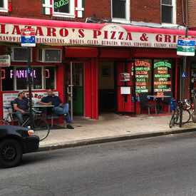 Photo of Lazaros Pizza House in Center City West