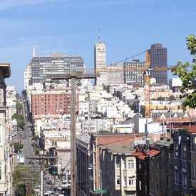 Photo of Jackson St & Gough St in Pacific Heights