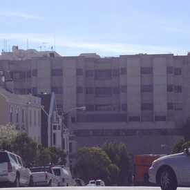 Photo of CPMC Hospital in Pacific Heights