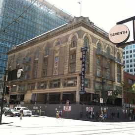 Photo of Seventh St & Market St in Tenderloin