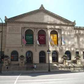 Photo of The Art Institute of Chicago in The Loop