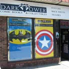 Photo of Darktower Comics in Lincoln Square