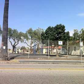 Photo of Burbank Elementary School in Rose Park