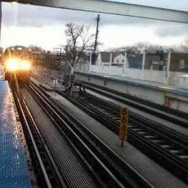 Photo of Western Brown Line Station in Ravenswood