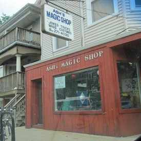 Photo of Ash's Magic Shop in Lincoln Square