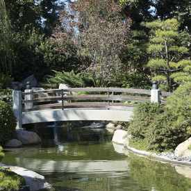 Photo of Earl Burns Miller Japanese Garden in State College Area