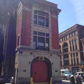 Photo of 8th Hook and Ladder in Tribeca