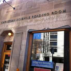 Photo of Christian Science Reading Room in Park West