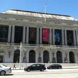 Photo of San Francisco Ballet in Van Ness / Civic Center