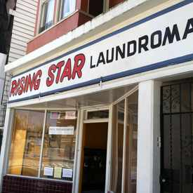 Photo of Rising Star Laundromat  in Hayes Valley