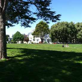 Photo of Duboce Park in Hayes Valley