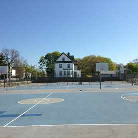 Photo of Basket Ball/tennis Courts in Mattapan